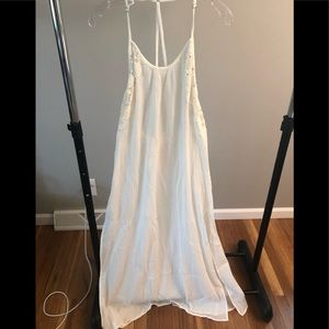 White Victoria's Secret Beach Cover-Up (Small)